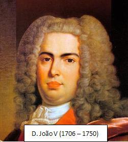 A Monarquia absoluta no tempo de D. João V