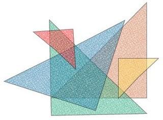 Figuras geométricas. Semelhanças