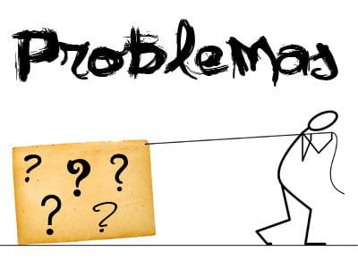 Problemas com equações
