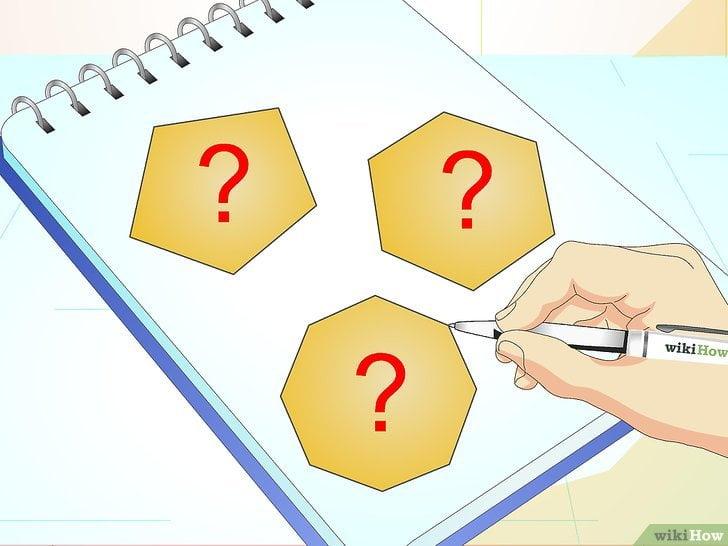 Polígonos. Notações e classificações