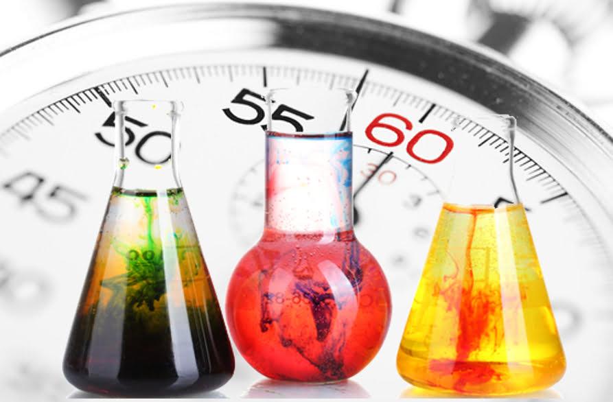 Velocidade das reacções químicas