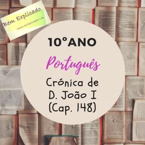 Crónico de D. João I (Cap. 148)