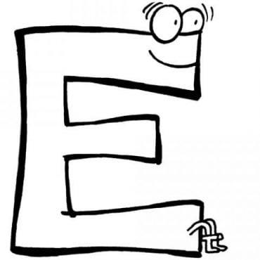 Ficha Informativa – Grafismos e grafemas da letra e (1)