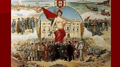 Ficha Informativa – A revolução republicana e a queda da monarquia (1)