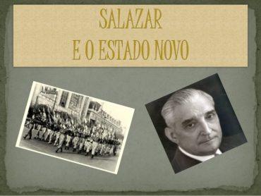 Ficha Informativa– Salazar e o estado novo (1)
