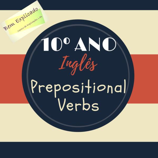 Prepositional Verbs