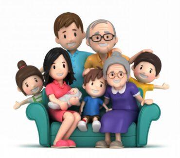 Ficha de Trabalho – Membros da família (2)