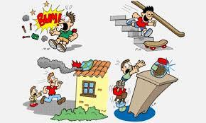 Ficha de Trabalho – Normas de prevenção de acidentes domésticos (2)